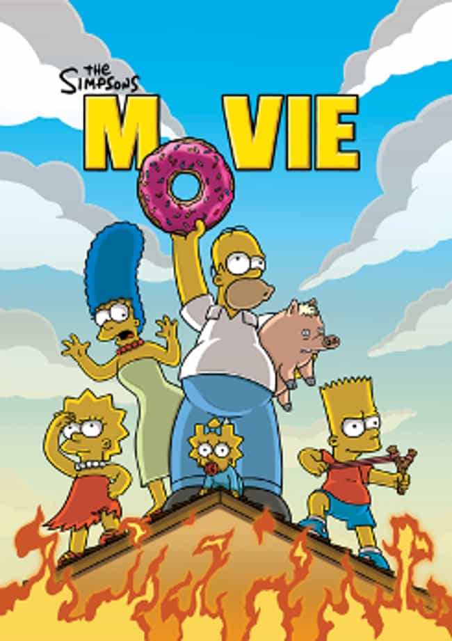 The Simpsons Movie is listed (or ranked) 1 on the list What to Watch If You Love 'The Simpsons'