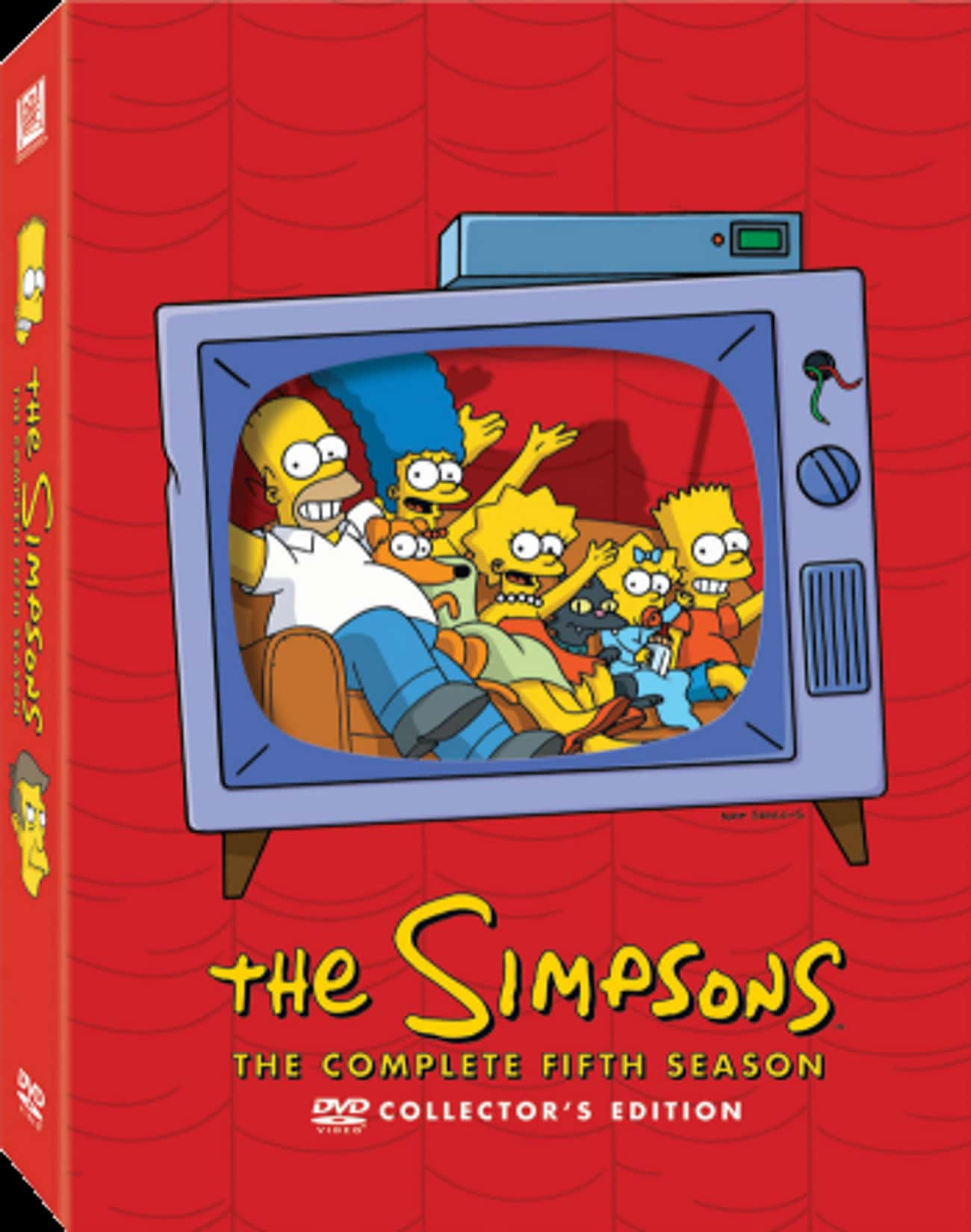 The Simpsons - Season 5 is listed (or ranked) 1 on the list All Seasons of 'The Simpsons', Ranked Best to Worst
