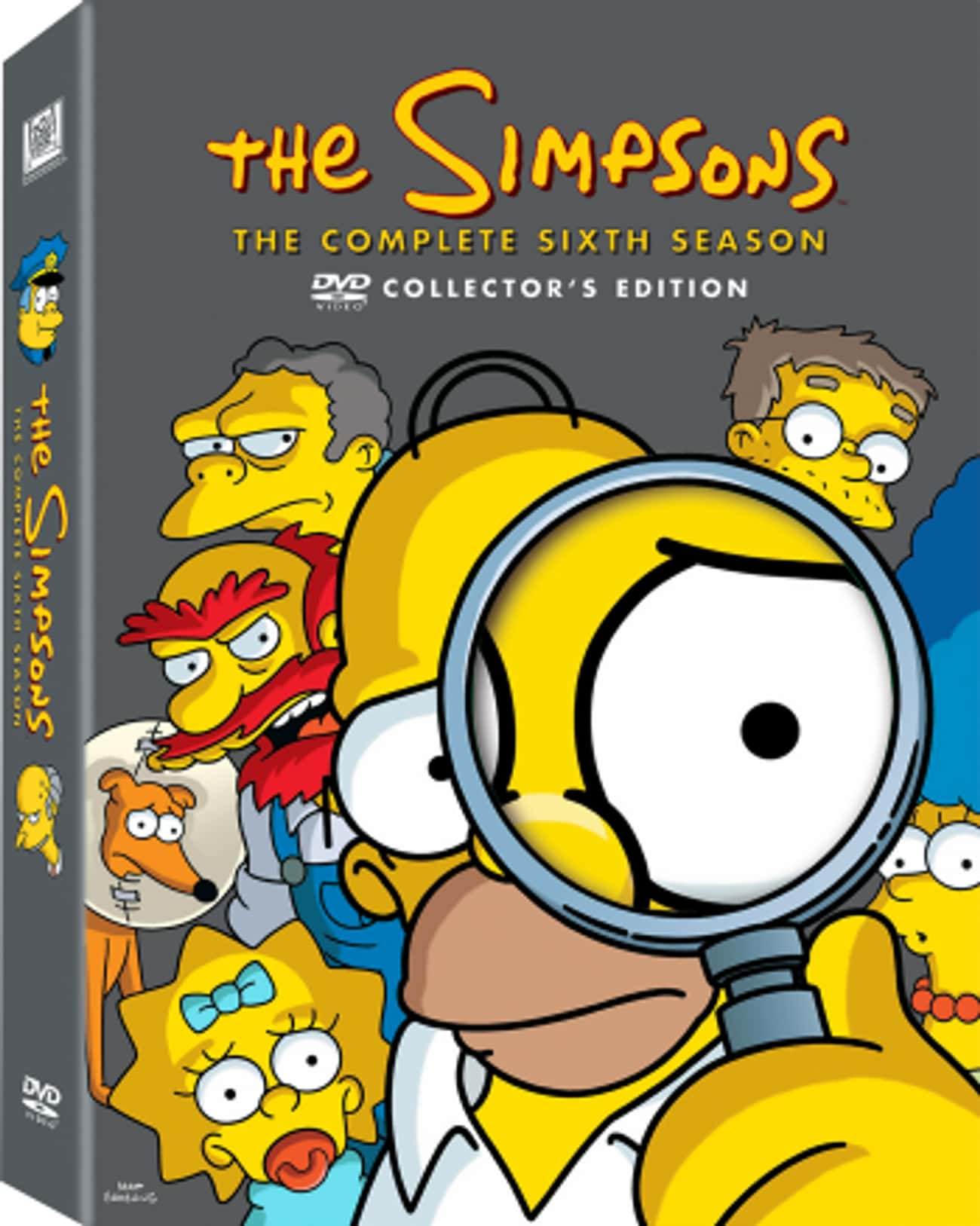 The Simpsons - Season 6 is listed (or ranked) 4 on the list All Seasons of 'The Simpsons', Ranked Best to Worst