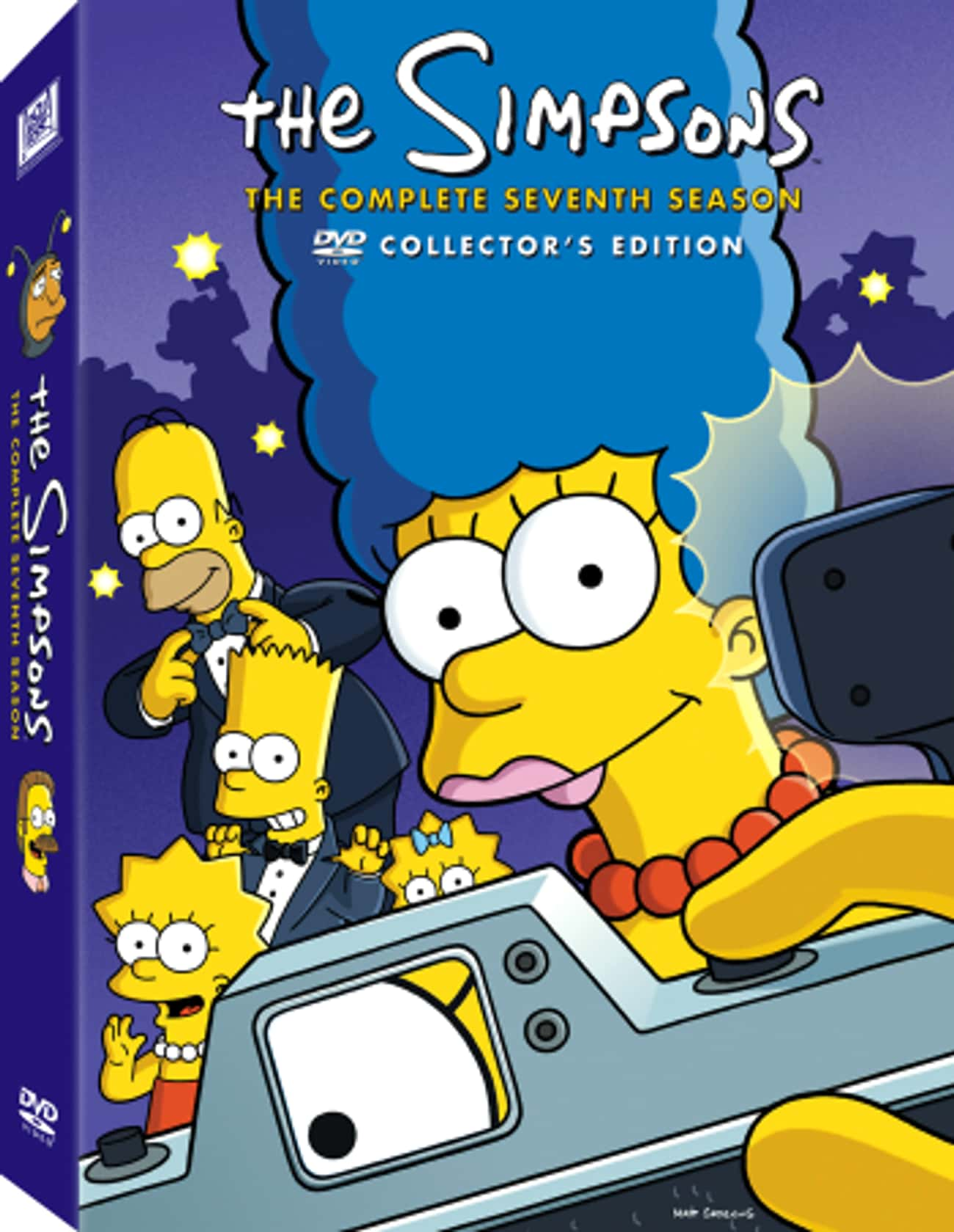 The Simpsons - Season 7 is listed (or ranked) 2 on the list All Seasons of 'The Simpsons', Ranked Best to Worst