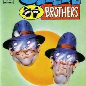 The Sleeze Brothers is listed (or ranked) 22 on the list Famous Epic Comics Titles
