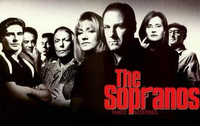 The Sopranos is listed (or ranked) 3 on the list What to Watch If You Love 'Sons of Anarchy'