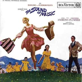 The Sound of Music is listed (or ranked) 5 on the list The Greatest Musicals Ever Performed on Broadway, Ranked
