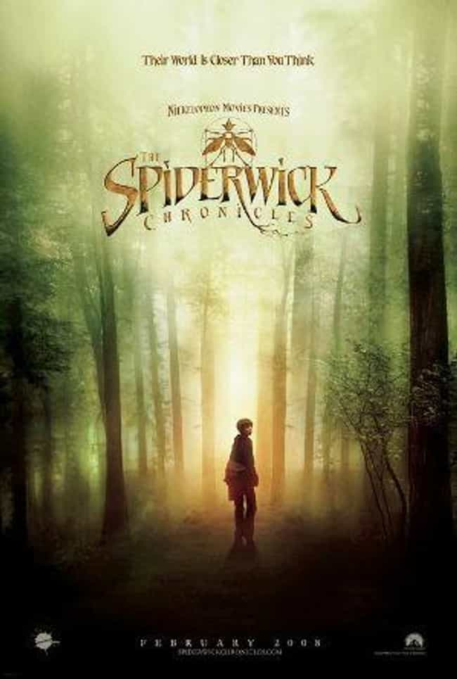 The Spiderwick Chronicles is listed (or ranked) 4 on the list Movies & TV Shows to Watch If You Love Harry Potter
