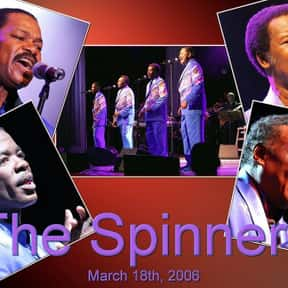 The Spinners is listed (or ranked) 17 on the list The Greatest Motown Artists Of All-Time