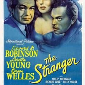 The Stranger is listed (or ranked) 22 on the list The Best Movies About the Holocaust