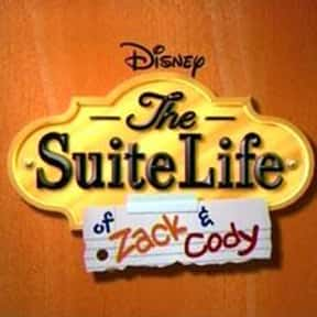 The Suite Life of Zack & Cody is listed (or ranked) 7 on the list The Best Teen Sitcoms of All Time