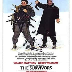 The Survivors is listed (or ranked) 20 on the list The Best Movies About Vermont