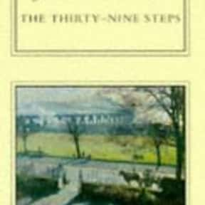 The Thirty-nine Steps is listed (or ranked) 20 on the list The Best Crime Novels