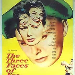 The Three Faces of Eve is listed (or ranked) 16 on the list The Best Movies About Split Personalities