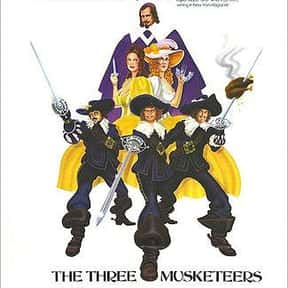 The Three Musketeers is listed (or ranked) 16 on the list The Best Romance Movies of the 1970s