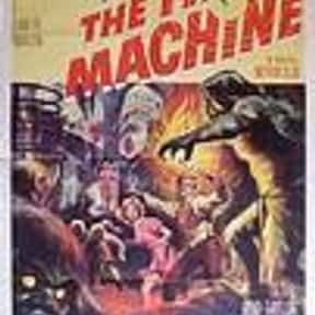 The Time Machine is listed (or ranked) 9 on the list The Best Horror Movies of the 1950s