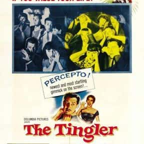 The Tingler is listed (or ranked) 15 on the list The Best Horror Movies of the 1950s