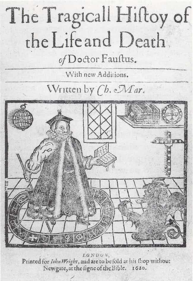 Doctor Faustus is listed (or ranked) 2 on the list Christopher Marlowe Plays List