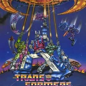 The Transformers: The Movie is listed (or ranked) 15 on the list The Greatest Animated Sci Fi Movies