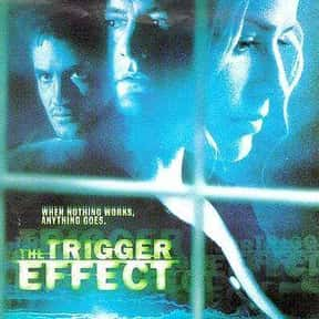 The Trigger Effect is listed (or ranked) 1 on the list The Best Elisabeth Shue Movies