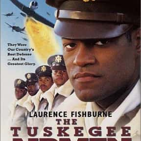 The Tuskegee Airmen is listed (or ranked) 12 on the list The Greatest African American Biopics