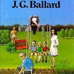 The Unlimited Dream Company is listed (or ranked) 9 on the list The Best J. G. Ballard Books