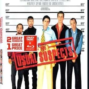The Usual Suspects is listed (or ranked) 8 on the list The Best Cerebral Crime Movies, Ranked