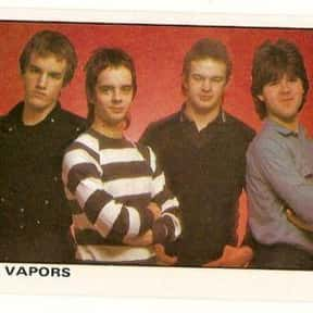The Vapors is listed (or ranked) 17 on the list The Best Mod Revival Bands/Artists
