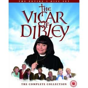 The Vicar of Dibley is listed (or ranked) 18 on the list The Best BBC Television TV Shows