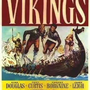 The Vikings is listed (or ranked) 3 on the list The Best Kirk Douglas Movies