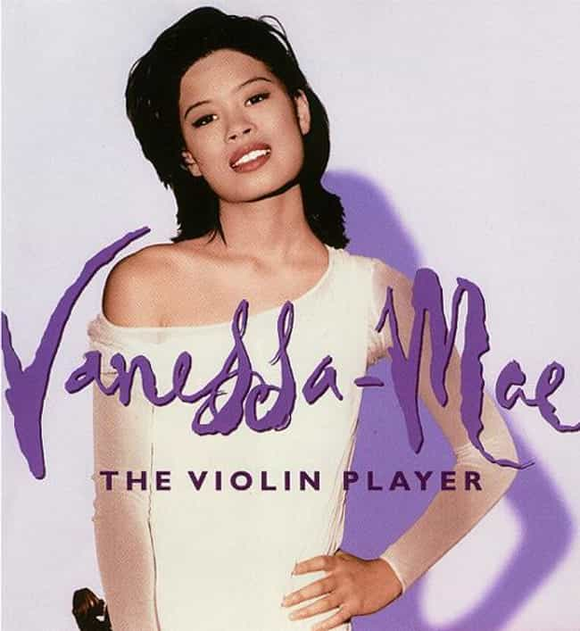 The Violin Player is listed (or ranked) 1 on the list The Best Vanessa-Mae Albums of All Time