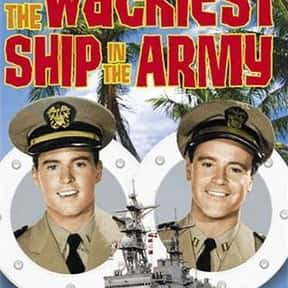 The Wackiest Ship in the Army is listed (or ranked) 20 on the list The Best Jack Lemmon Movies