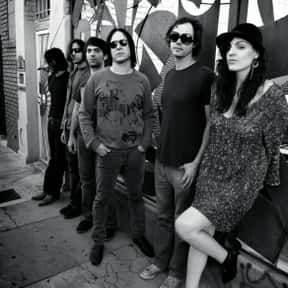 The Warlocks is listed (or ranked) 14 on the list The Best Neo-Psychedelia Bands
