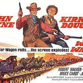 The War Wagon is listed (or ranked) 12 on the list The Best Kirk Douglas Movies