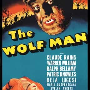 The Wolf Man is listed (or ranked) 1 on the list The Best Shapeshifting Movies
