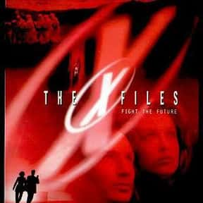 The X-Files is listed (or ranked) 22 on the list The Best Movies About UFOs