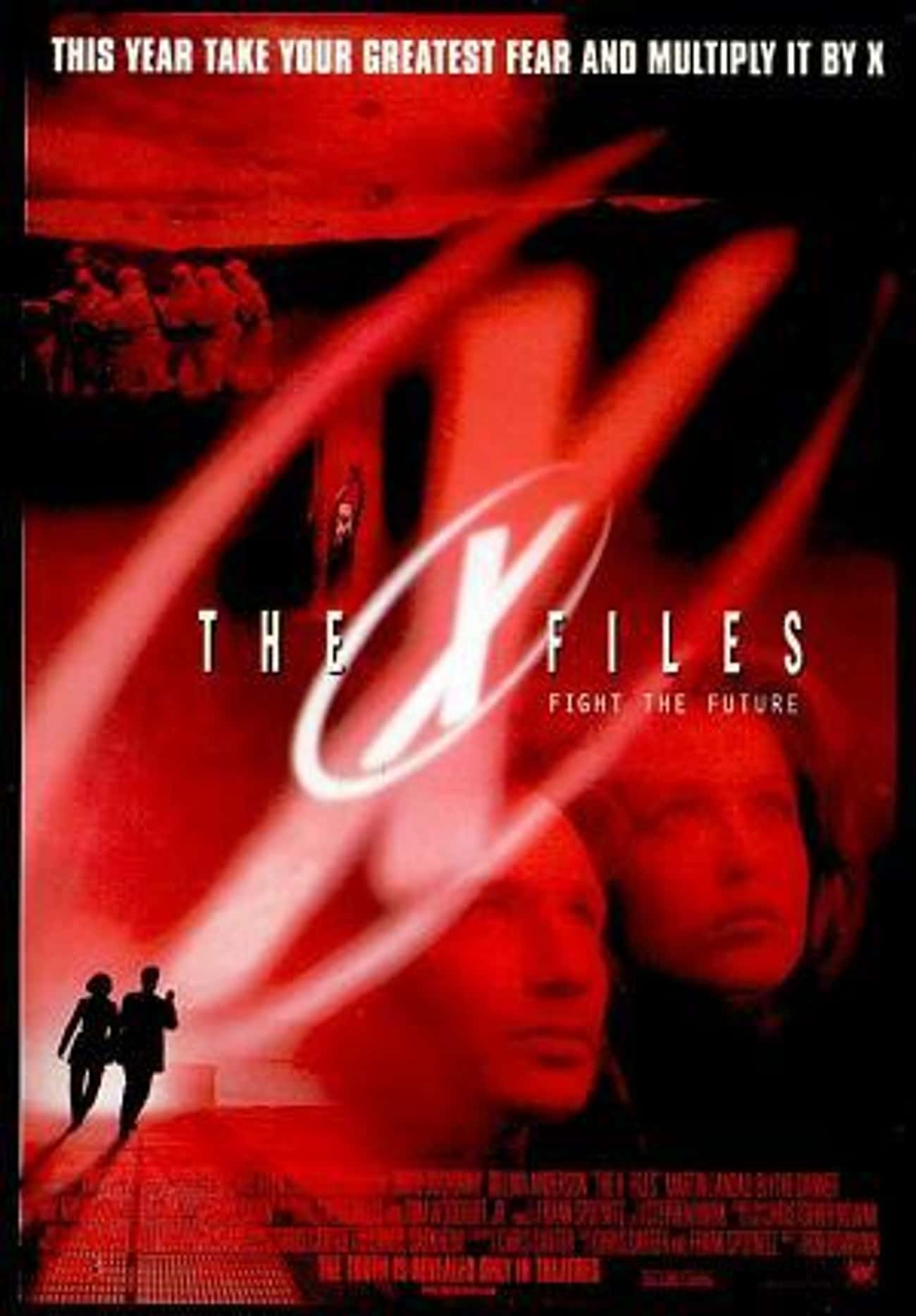 The X-Files is listed (or ranked) 3 on the list What to Watch If You Love 'The X-Files'