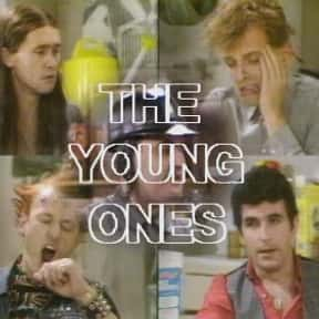 The Young Ones is listed (or ranked) 18 on the list The Best British Sitcoms of All Time