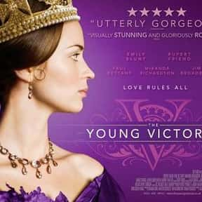 The Young Victoria is listed (or ranked) 18 on the list The Best Movies of 2009