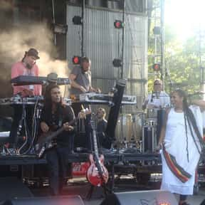 Thievery Corporation is listed (or ranked) 6 on the list The Best Trip Hop Bands/Artists