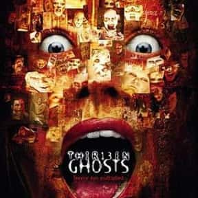 Thirteen Ghosts is listed (or ranked) 17 on the list The Best Horror Movie Remakes