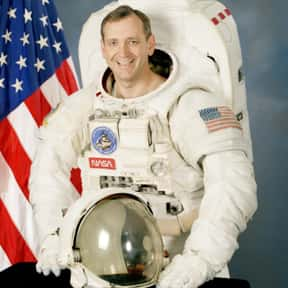Thomas Akers is listed (or ranked) 4 on the list People Who Have Been To Space