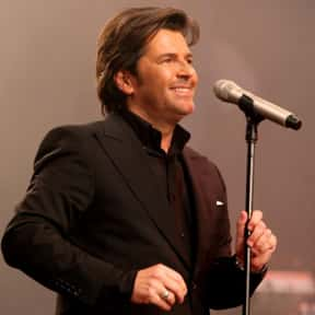 Thomas Anders is listed (or ranked) 12 on the list German Pop Music Bands List