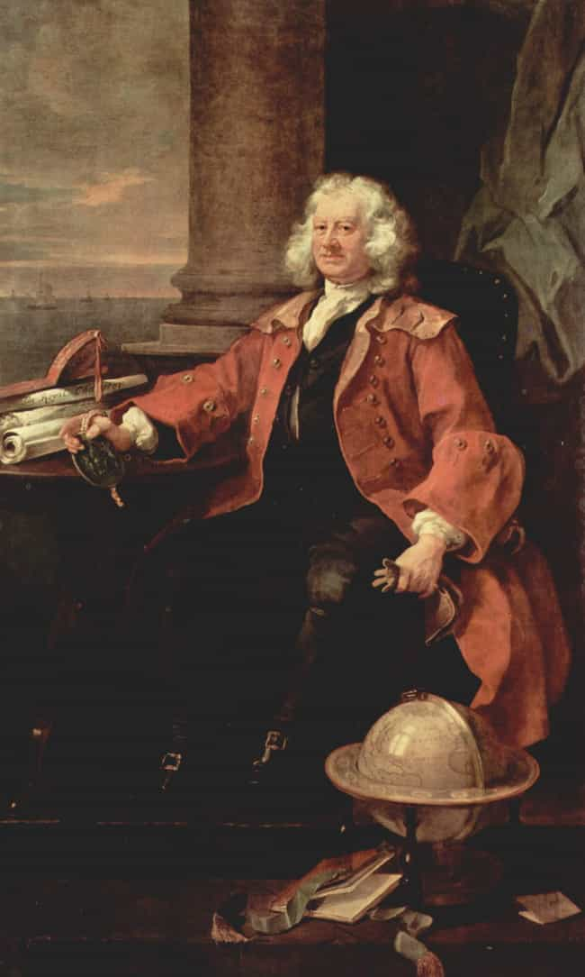 Thomas Coram is listed (or ranked) 2 on the list List of Famous Captains