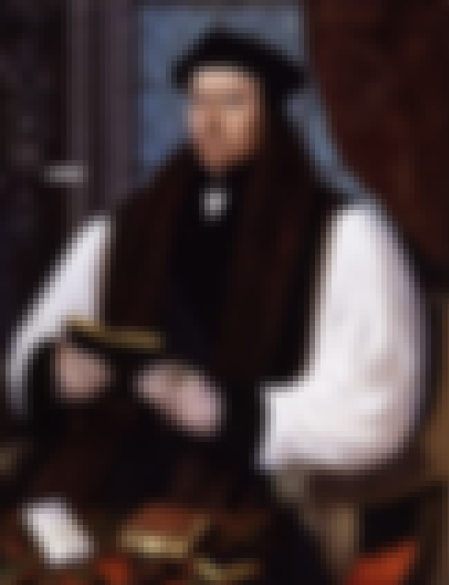 Thomas Cranmer is listed (or ranked) 4 on the list Famous Male Martyrs