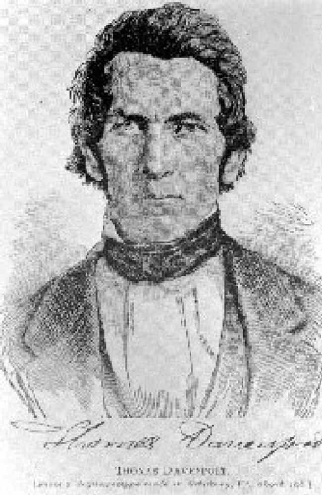 Thomas Davenport is listed (or ranked) 1 on the list Famous Male Blacksmiths