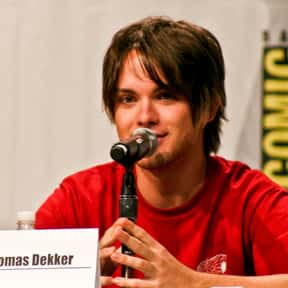 Thomas Dekker is listed (or ranked) 15 on the list Famous People From Nevada