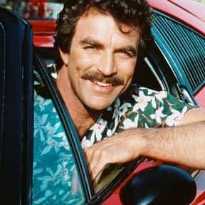 Thomas Magnum is listed (or ranked) 14 on the list The Most Brilliant TV Detectives