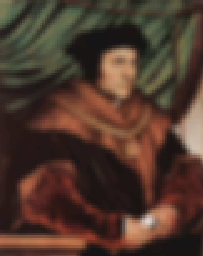 Thomas More is listed (or ranked) 2 on the list 13 Widely Influential Historical Figures Who Loved Fart Jokes & Dick Jokes