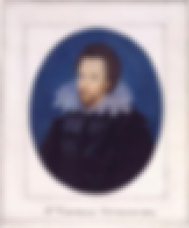 Thomas Overbury is listed (or ranked) 3 on the list List of Famous Courtiers