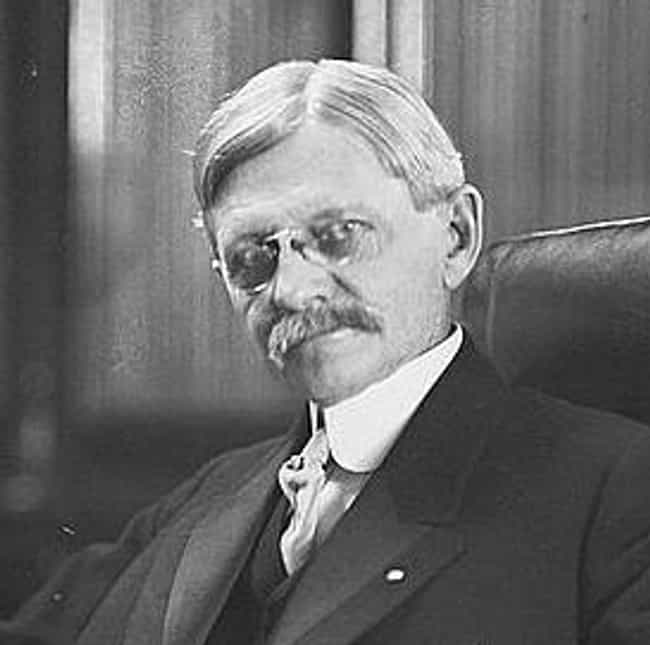 Thomas R. Marshall is listed (or ranked) 4 on the list The Most Useless US Vice Presidents