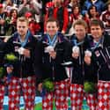 Thomas Ulsrud is listed (or ranked) 26 on the list List of Famous Curlers