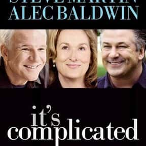 It's Complicated is listed (or ranked) 14 on the list The Very Best Movies About Life After Divorce