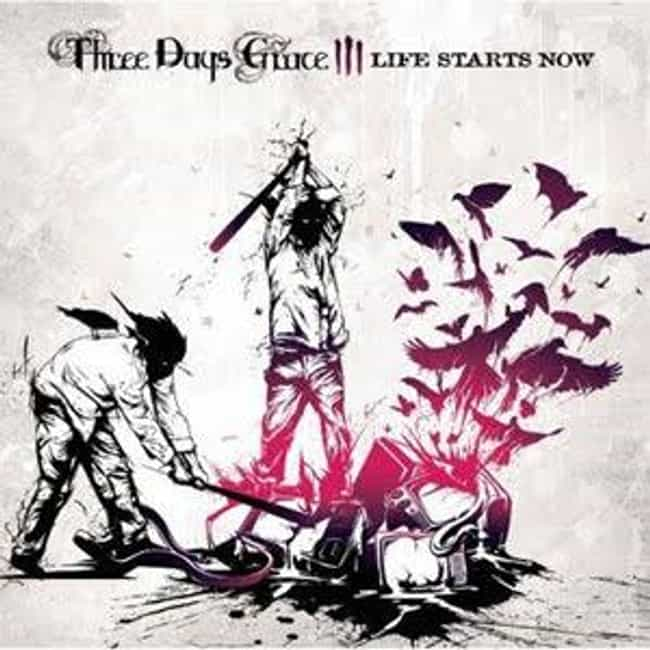 Life Starts Now is listed (or ranked) 2 on the list The Best Three Days Grace Albums of All Time